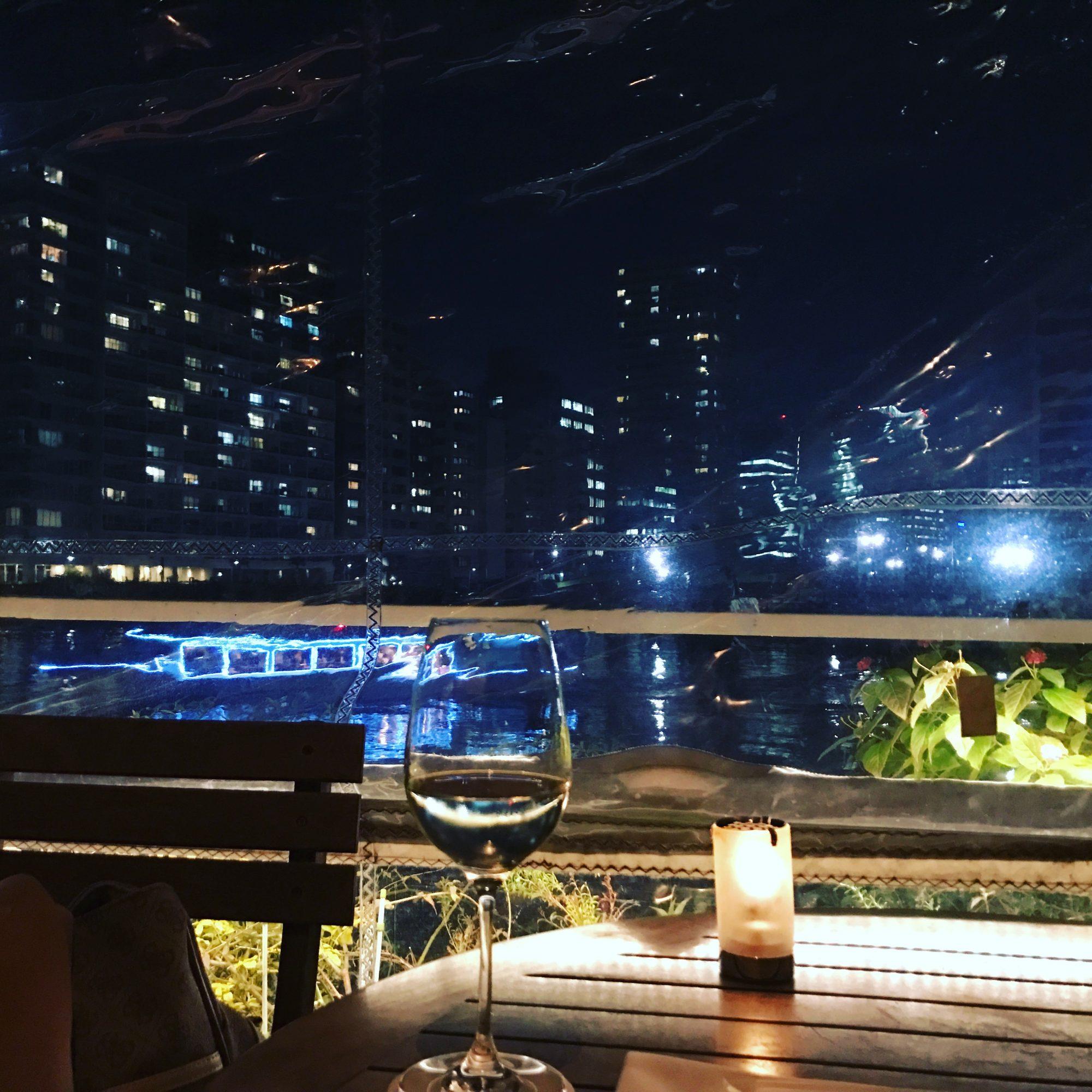 天王洲アイル【T.Y.Harbor Brewery Restaurant】美しい夜景とお洒落な店内はデートに最適♡【東京】