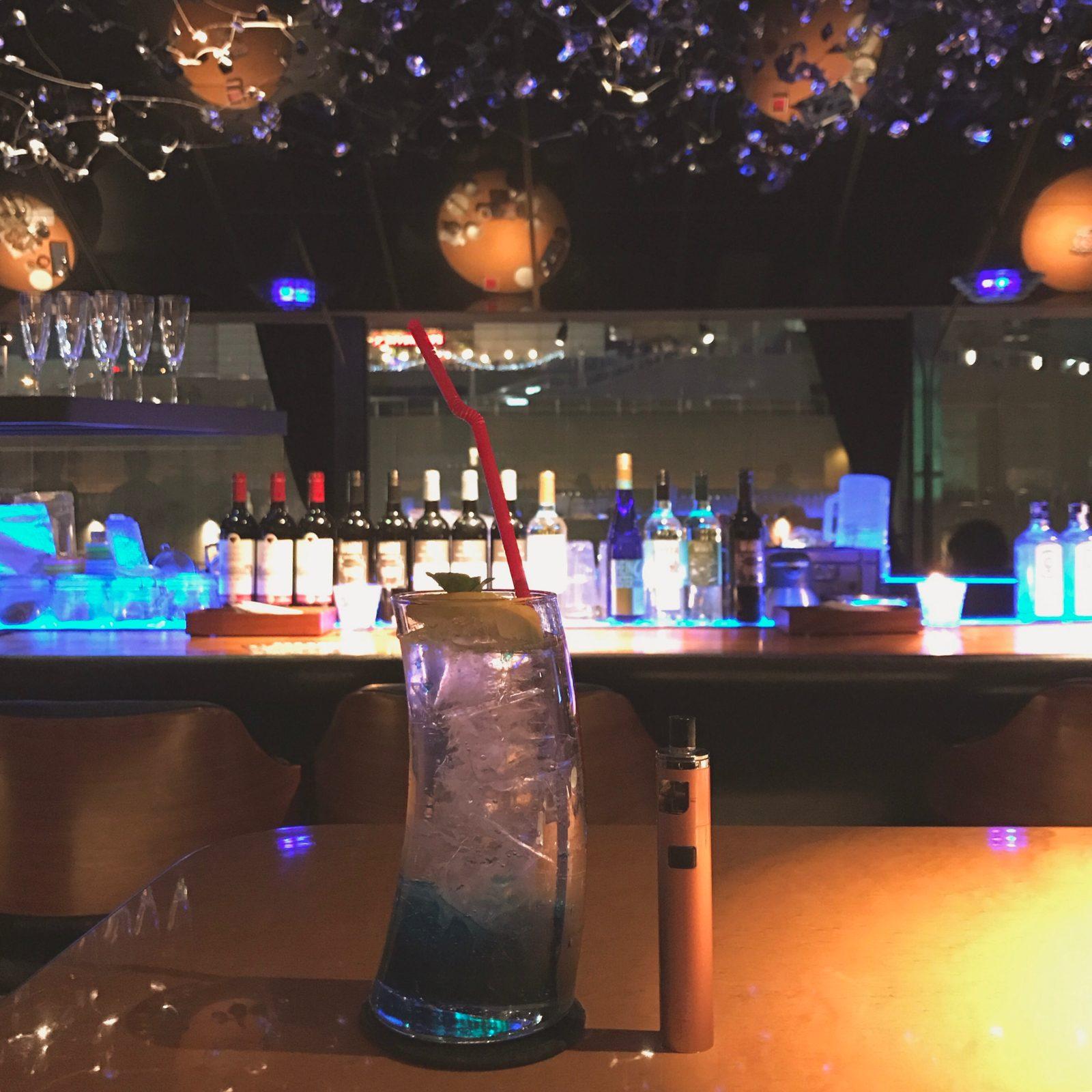 キャナルテラス堀江【Dining&Bar Bleu】中華料理店にはみえない!【大阪】