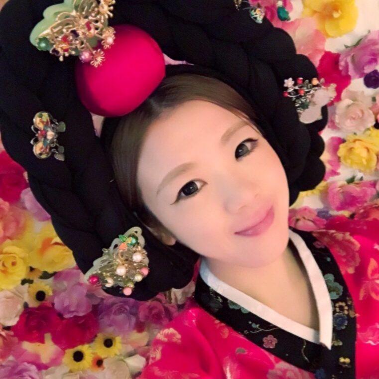 明洞【シンデレラフォトスタジオ】韓国の伝統衣装、チマチョゴリを着て記念撮影♡【韓国】
