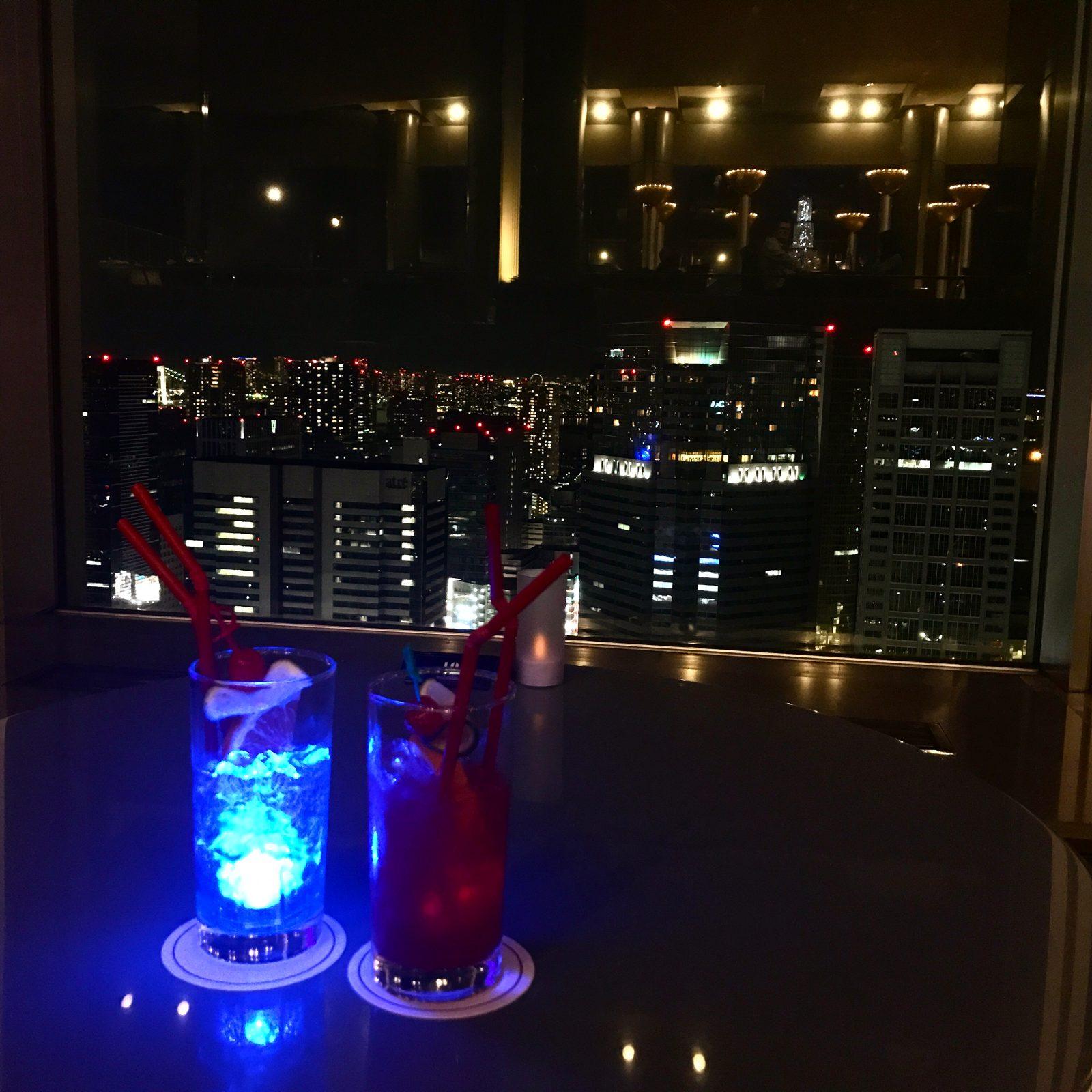 品川プリンスホテル【Top of Shinagawa】限定カクテルあります♡【東京】