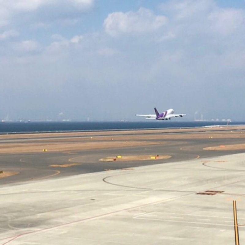 中部国際空港【エアバスA380】世界最大の超大型旅客機を見にいきました!【セントレア】
