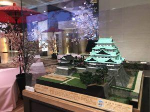 名古屋城レプリカ