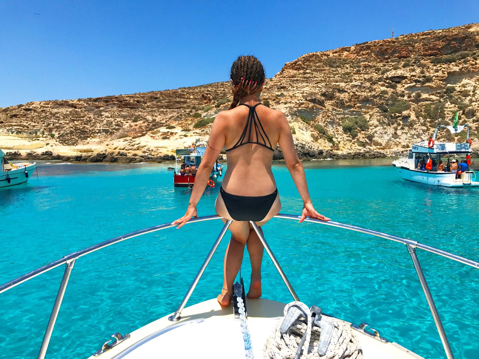 【ランペドゥーザ島】フライングボートの撮り方まとめ【イタリア】