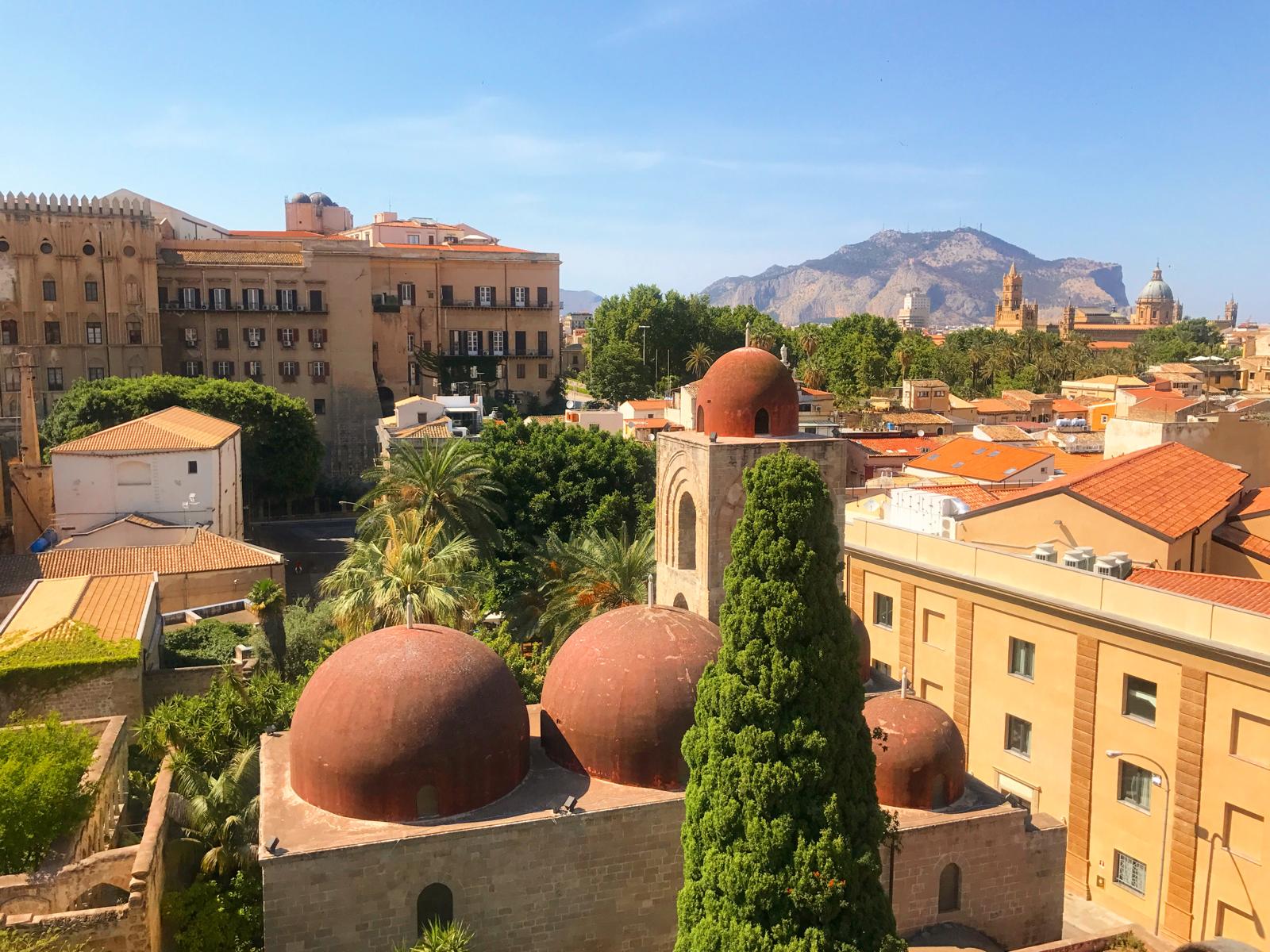 パレルモ【アラブ・ノルマン様式のパレルモと、チェファル、モンレアーレの大聖堂】2015年に世界遺産になった9つの建造物について【イタリア】