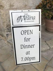 Medina 看板